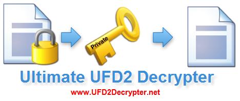 Download UFD2 Decryter free